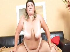 Fantastic mature fat sex