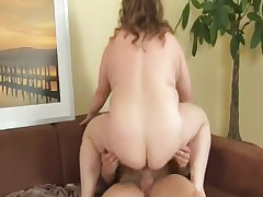 Perky fat honey gets screwed